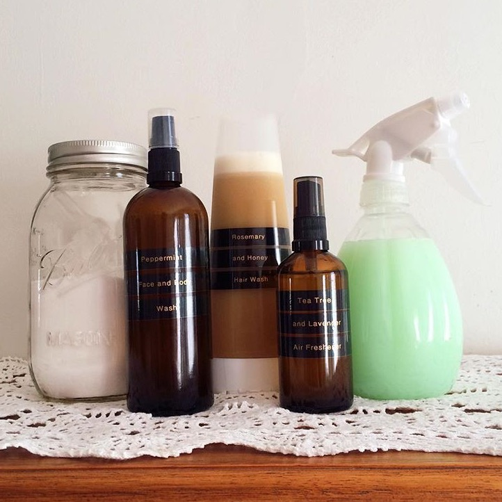 House of Humble Homemade detergents