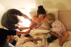 Birth Story Natural Home Birth The Merge Journal