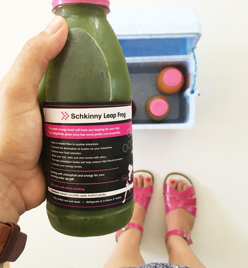 Schkinny Maninny Juice Cleanse
