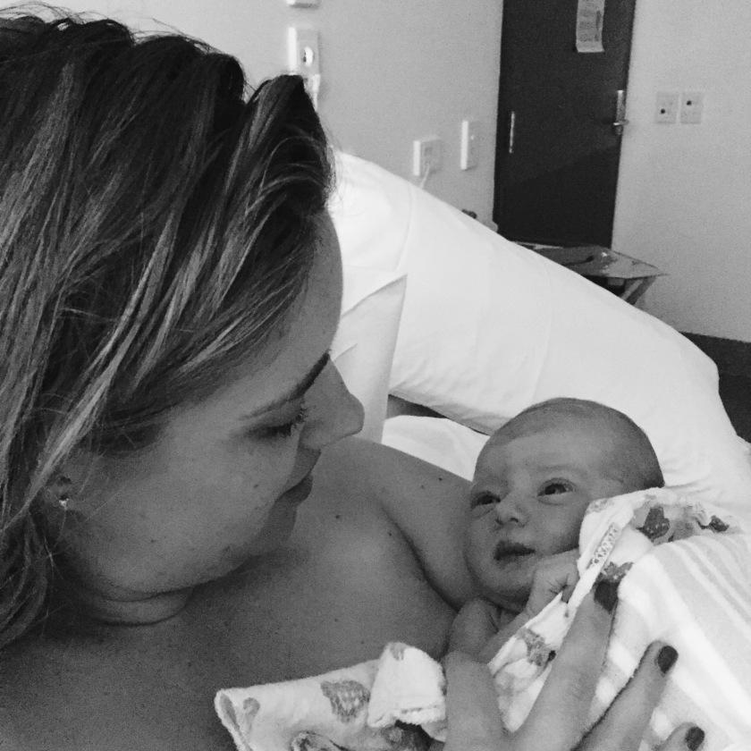 The Merge Journal Birth Story